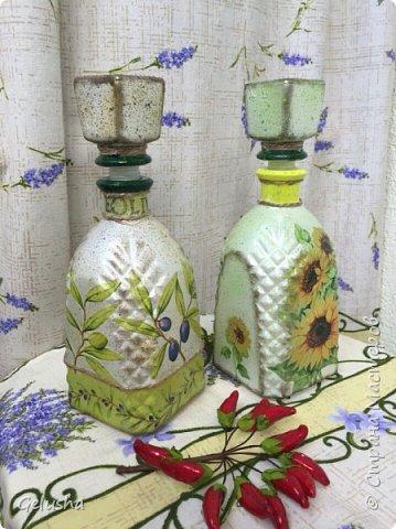 Пара бутылочек для масел. фото 2