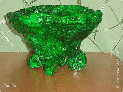 Приветствую всех своих гостей и показываю ещё одну работу из природного материала. Эта чаша сделана из двух грибов-трутовиков. фото 15