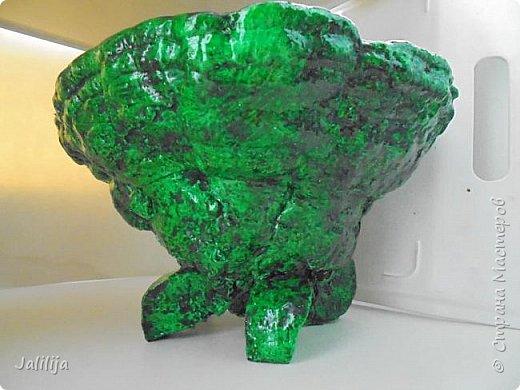 Приветствую всех своих гостей и показываю ещё одну работу из природного материала. Эта чаша сделана из двух грибов-трутовиков. фото 8
