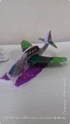 """На уроке трудового обучения  ребята  3 """"А"""" класса  работали над созданием моделей   самолетиков. Получилась вот такая эскадрилья!!! Славно потрудились будущие конструкторы!!! МОЛОДЦЫ!!! фото 20"""