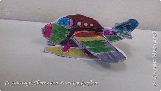 """На уроке трудового обучения  ребята  3 """"А"""" класса  работали над созданием моделей   самолетиков. Получилась вот такая эскадрилья!!! Славно потрудились будущие конструкторы!!! МОЛОДЦЫ!!! фото 12"""