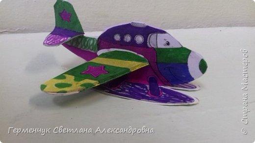 """На уроке трудового обучения  ребята  3 """"А"""" класса  работали над созданием моделей   самолетиков. Получилась вот такая эскадрилья!!! Славно потрудились будущие конструкторы!!! МОЛОДЦЫ!!! фото 9"""