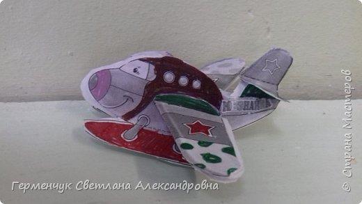 """На уроке трудового обучения  ребята  3 """"А"""" класса  работали над созданием моделей   самолетиков. Получилась вот такая эскадрилья!!! Славно потрудились будущие конструкторы!!! МОЛОДЦЫ!!! фото 6"""