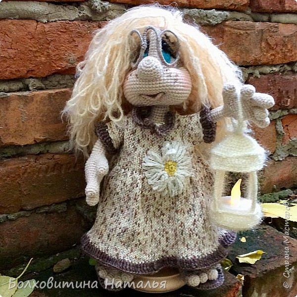 Домовички-Хранители с фонариками фото 6