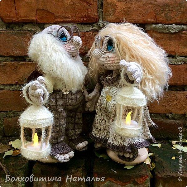 Домовички-Хранители с фонариками фото 4