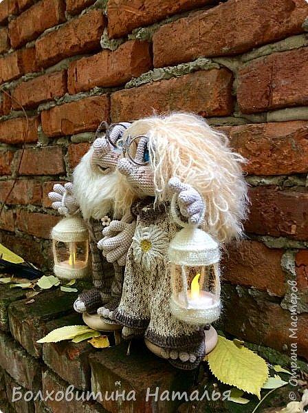Домовички-Хранители с фонариками фото 3