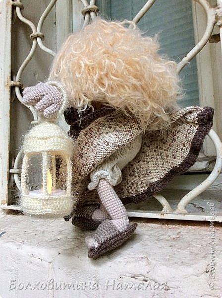 Домовички-Хранители с фонариками фото 8