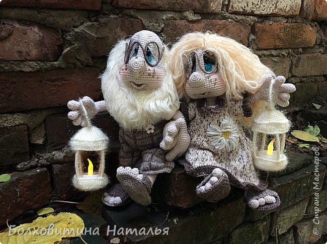 Домовички-Хранители с фонариками фото 12