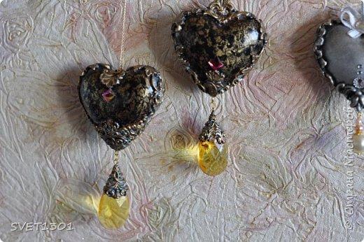 Если на гипсовый медальон вживить (можно просто приклеить) какую ни будь милую картинку с птичками фото 7