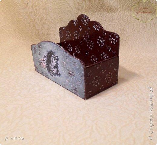 Коробушка для новогодних пожеланий, конфет, мандаринок и даже шариков))) фото 4