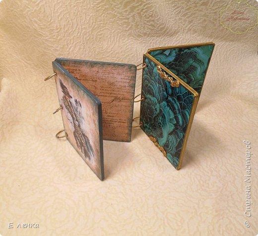 Обложка для блокнота.  фото 4
