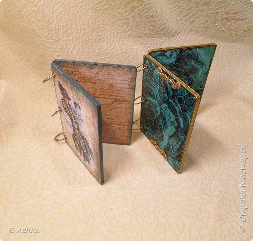 Обложка для блокнота.  фото 7