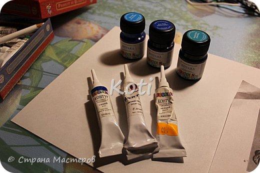 Сегодня Ихтиандра ( http://stranamasterov.ru/user/110615 ) выложила МК оригинального панно из бумажной снежинки и я не утерпела и решила похвалиться витражной росписью фонарика из Икеи, выполненной по МК этой замечательной мастерицы ( http://stranamasterov.ru/node/975873 ). фото 2