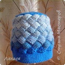 шапка энтерлак