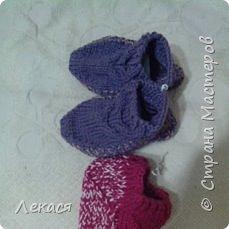 детские носочки-следочки фото 2