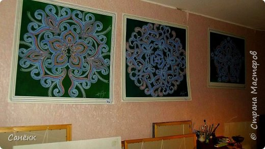 Моя Художественная Фантазия N.4 и её фрагменты фото 14