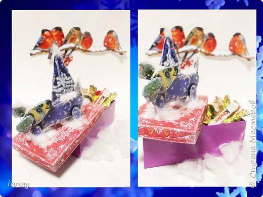Мастер-класс идея простого Новогоднего декора. фото 1