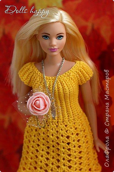 Поселилась  у меня девушка - невероятно шикарная! Барби curvi (пышные формы). Представляю вашему вниманию мою Эмму! И ее скромный гардероб) фото 18