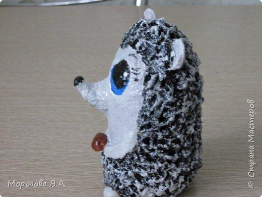 Вот таких друзей совенка и ёжика сделала по МК Елены рукоделочки http://stranamasterov.ru/node/1097944?c=favorite  Спасибо ей огромное, МК очень понятный фото 7