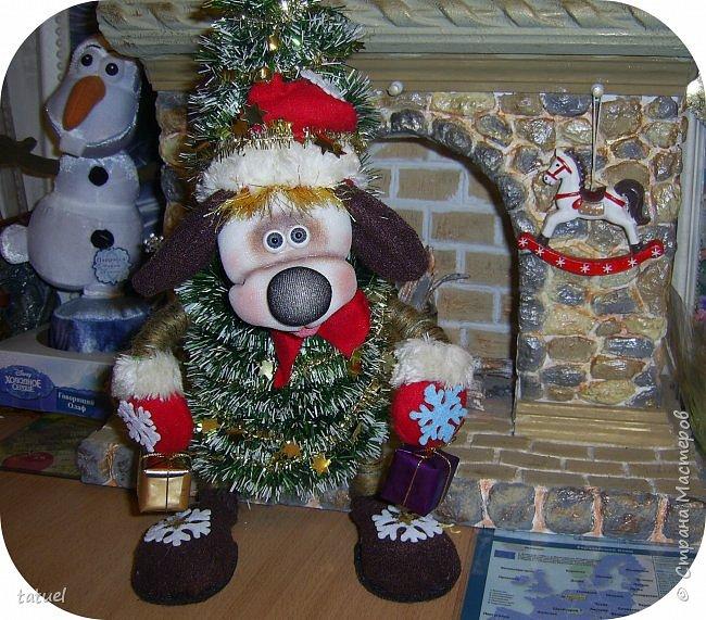 Всем добрый вечер! Я вам елочки притащила, ведь Новый Год не за горами. Первая, вторая, третья...Елочки зелененькие, молоденькие, да и красивые!  фото 8