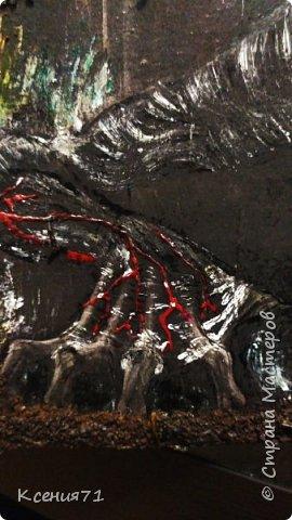 "Бутылочница ""замок дракона"" фото 8"