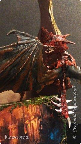 "Бутылочница ""замок дракона"" фото 11"