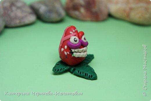 """Сегодня, Ермак закончил свою коллекцию пластилиновых растений из игры """"Растения против зомби"""". Первым в этом списке Кактус. фото 11"""