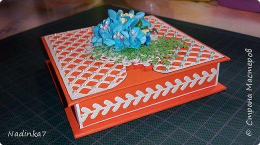 Подарочная коробочка для денег фото 2