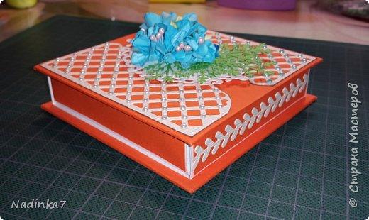 Подарочная коробочка для денег фото 3