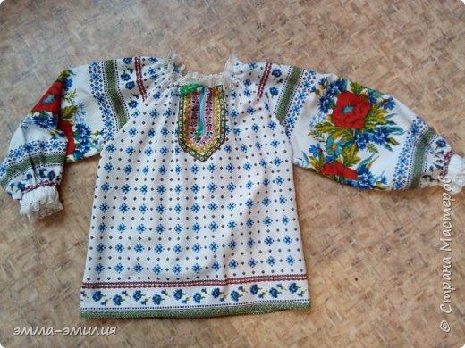 Давно мечтала сшить украинский костюм и вот мечта сбылась. фото 6