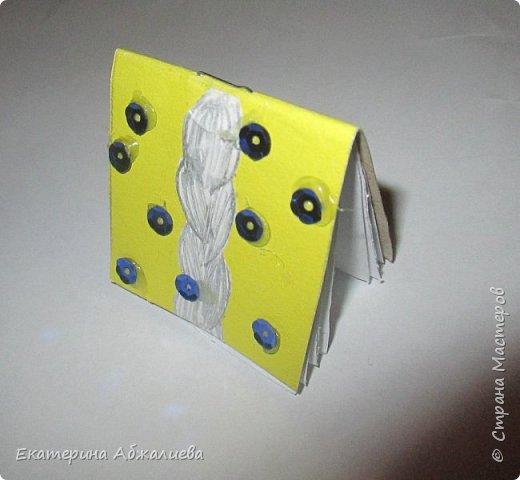 Блокнотик для записей. фото 5