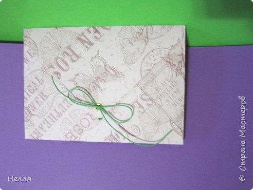 Мужская открытка на день рождения. Учусь использовать в работе вырубку, это не совсем легко. фото 5