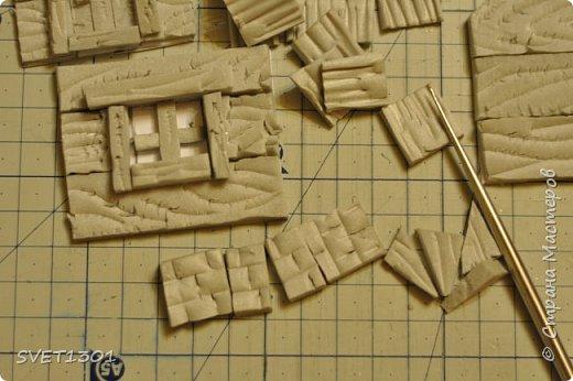 Вот такой зимний домик для интерьерной композиции я предлагаю вам сделать. фото 10