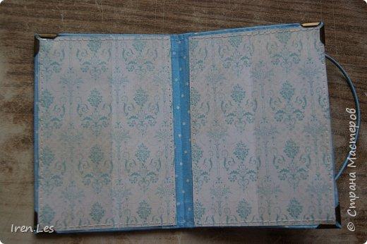 """Здравствуйте, дорогие жители Страны. Я к вам с очередной партией текстильных обложек на паспорт. Эта серия получилась полностью """"парижской"""". Все картинки и """"бумажки"""" заламинированы фото 3"""