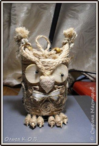 Джутовые совы фото 28