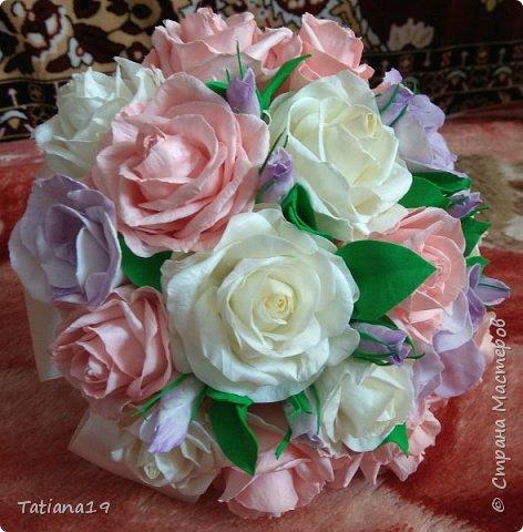 Букетик невесты фото 1
