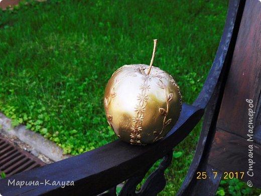 """Всем добрый день! Спасибо всем """"садоводам-яблоковедам"""" нашей страны за идеи, а особенно  Ольге Бэк за МК по чудесным яблочкам. фото 6"""