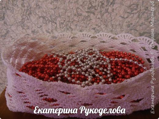 Манишка на мальчика 2-3 лет. Нитки Alize baby wool, спицы №2,крючок №3  фото 7