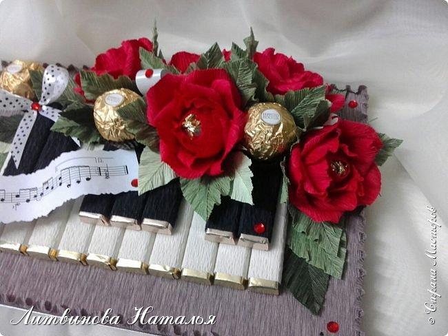 """Будут """"Сладкие клавиши"""", чашки роз, и бюджетные композиции фото 24"""