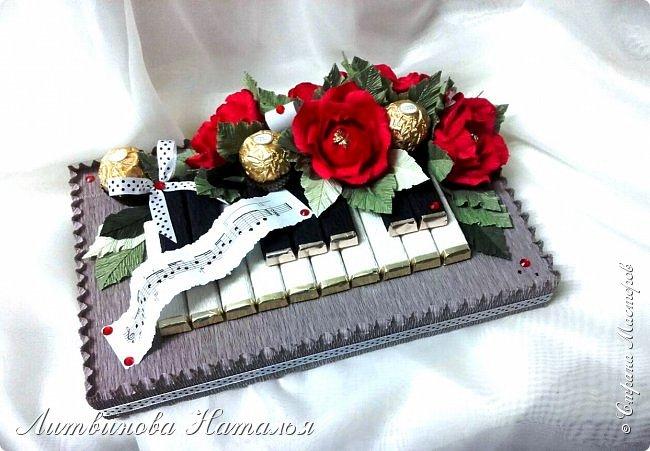 """Будут """"Сладкие клавиши"""", чашки роз, и бюджетные композиции фото 23"""