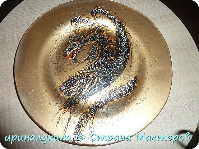 мои тарелочки фото 2
