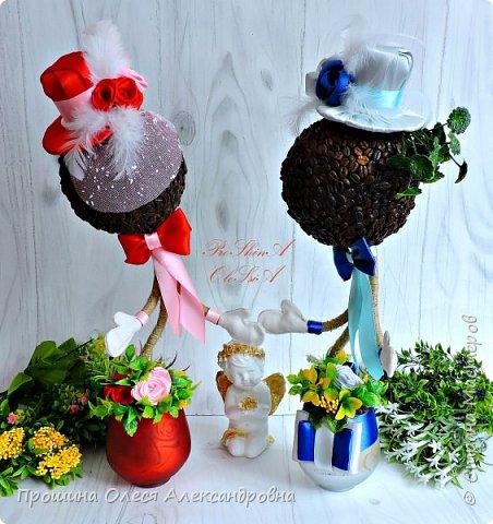 """Прекрасный подарок на любой праздник.Это великолепие придаст уют и прекрасный утренний """"кофейный аромат"""" фото 4"""