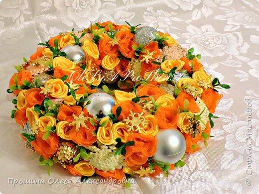 """""""Новогодние Венки""""для украшения прихожих,дверей и стен! фото 1"""