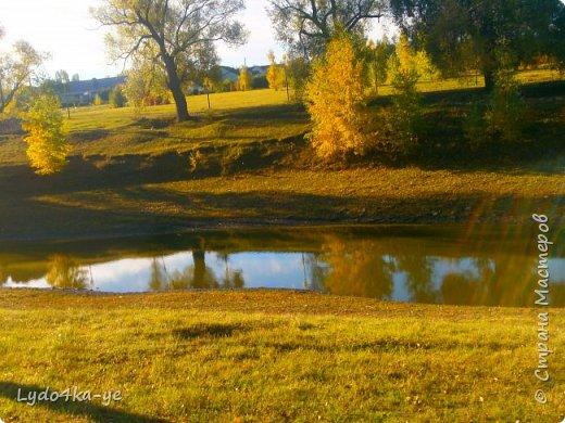 """Вот и осень пришла. Разукрасила деревья в яркие цвета! Особенная красота в осени 2017г. Она вдохновляет, удивляет, заставляет творить. Вот и у меня """"родилась"""" осенняя берёза - плод моих наблюдений за осенними переменами фото 6"""