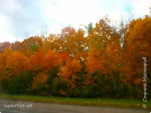 """Вот и осень пришла. Разукрасила деревья в яркие цвета! Особенная красота в осени 2017г. Она вдохновляет, удивляет, заставляет творить. Вот и у меня """"родилась"""" осенняя берёза - плод моих наблюдений за осенними переменами фото 9"""