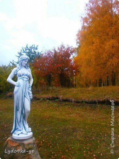 """Вот и осень пришла. Разукрасила деревья в яркие цвета! Особенная красота в осени 2017г. Она вдохновляет, удивляет, заставляет творить. Вот и у меня """"родилась"""" осенняя берёза - плод моих наблюдений за осенними переменами фото 10"""