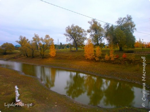"""Вот и осень пришла. Разукрасила деревья в яркие цвета! Особенная красота в осени 2017г. Она вдохновляет, удивляет, заставляет творить. Вот и у меня """"родилась"""" осенняя берёза - плод моих наблюдений за осенними переменами фото 7"""