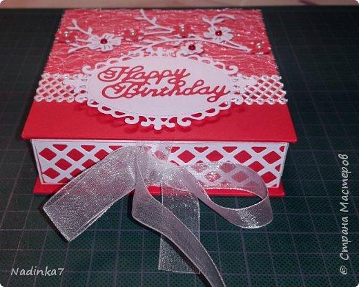 Подарочная коробочка. фото 2