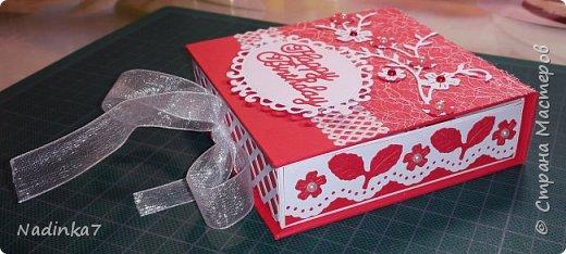 Подарочная коробочка. фото 3