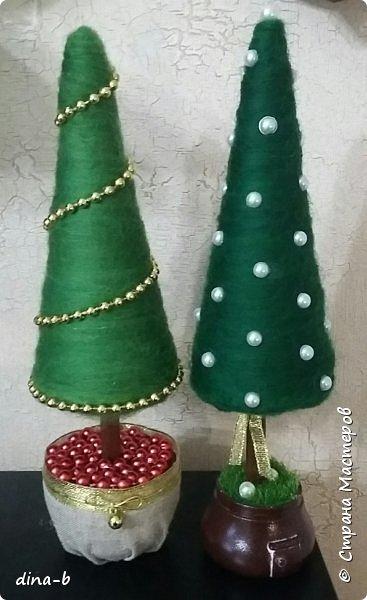 Начинаю подготовку к Новому году! Сувениры, подарочки! Главная героиня-ёлка конечно! фото 4